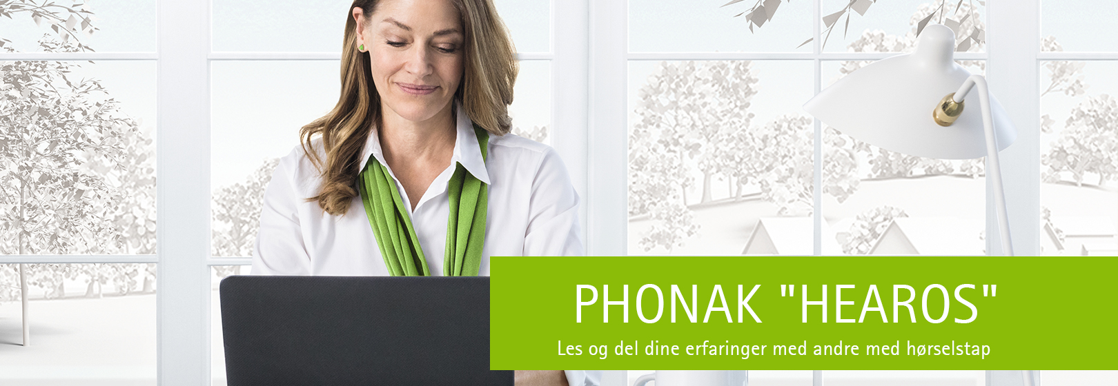 Bli en Phonak Hearo og del erfaringer rundt hørselstap