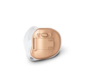 Phonak Virto B er et i-øre-apparat fra Phonak