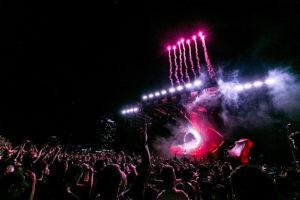 Høye lyder og støy gjør musikkfestivaler til en risiko