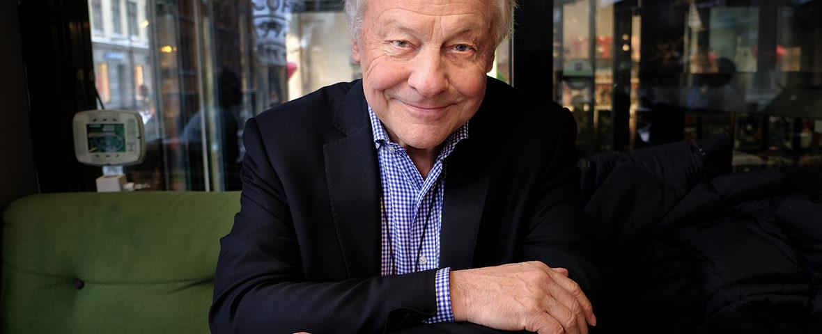 Svensk politiker Beng Westerberg