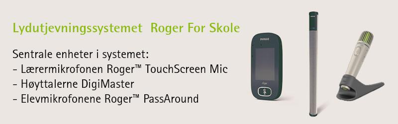 Roger For Skole