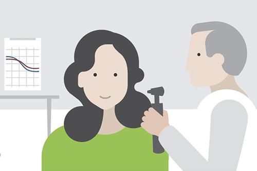 Hörselundersökning