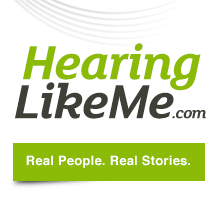 HearingLikeMe.com - A community for those who have been touched by hearing loss.