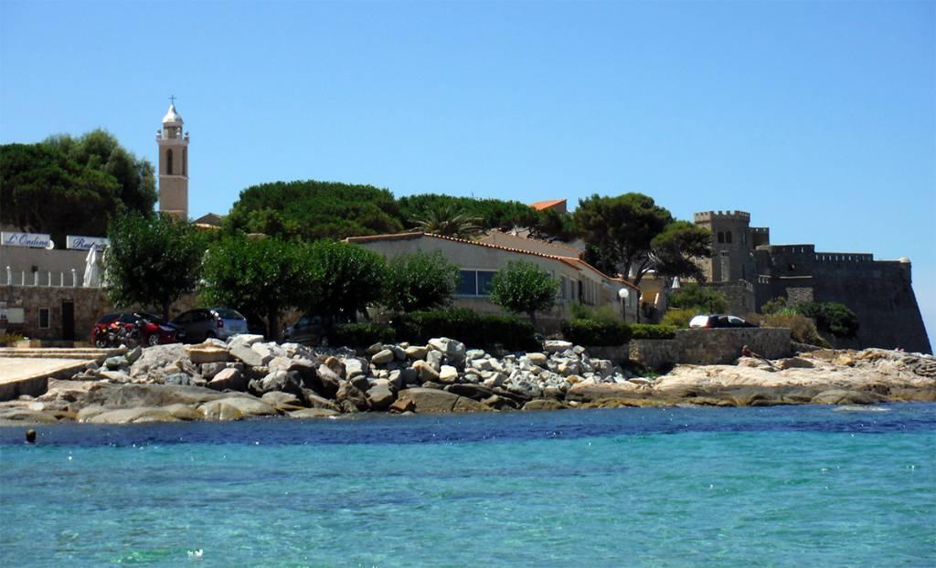 Blue Corsica