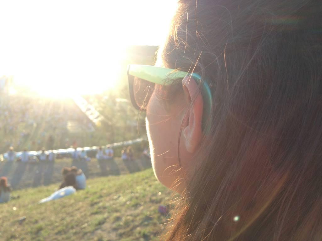 Proud hearing aid wearers