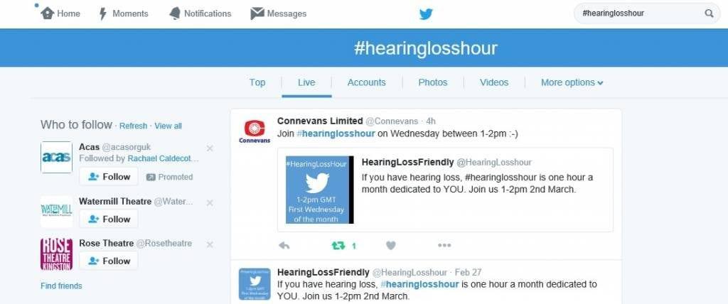 #hearinglosshour