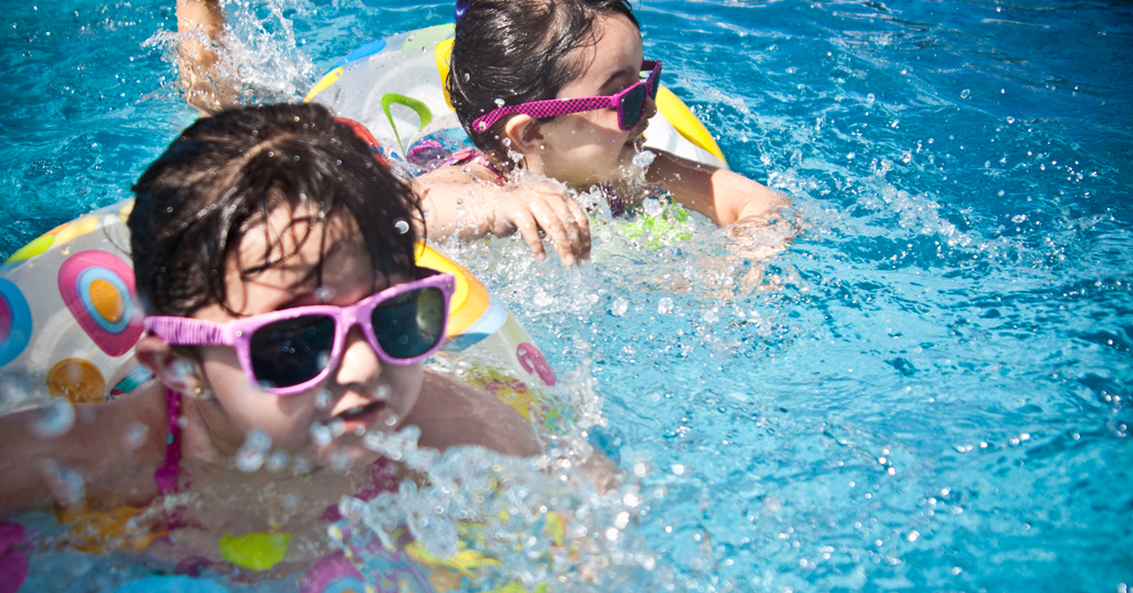 can my child play in the water with hearing aids? sign language for the summer