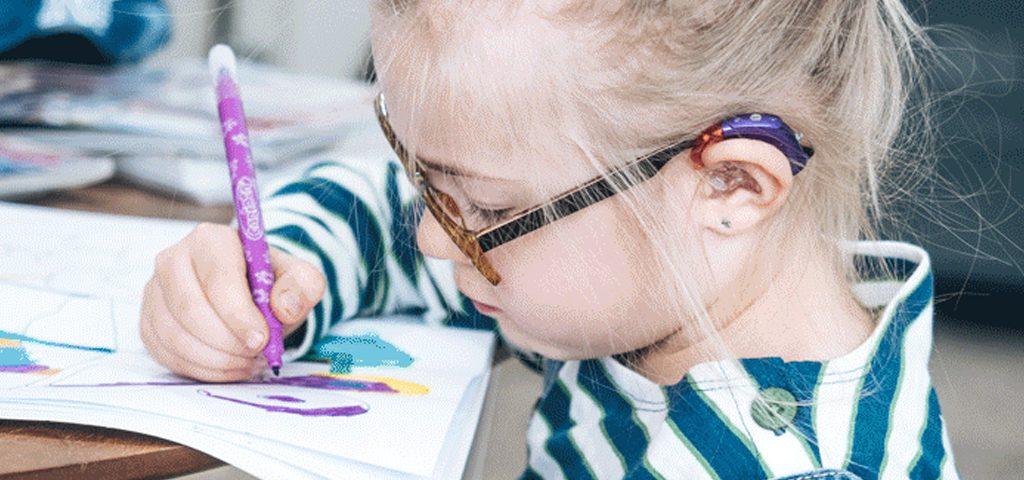 pediatric hearing aid