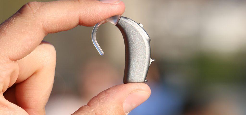 Phonak Naida V powerful, sleek and small hearing aids