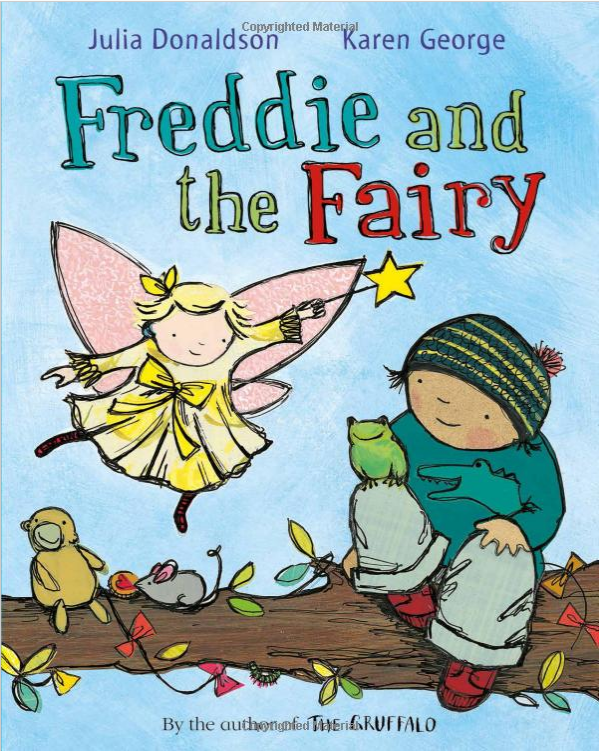 Freddie and the Fairy: A children's book about hearing loss
