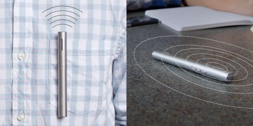 Phonak Roger Pen hearing aid accessory