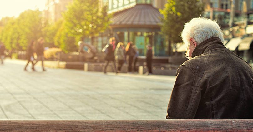 Does an aging brain cause hearing loss