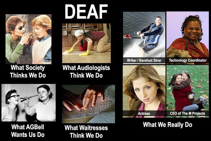deaf meme