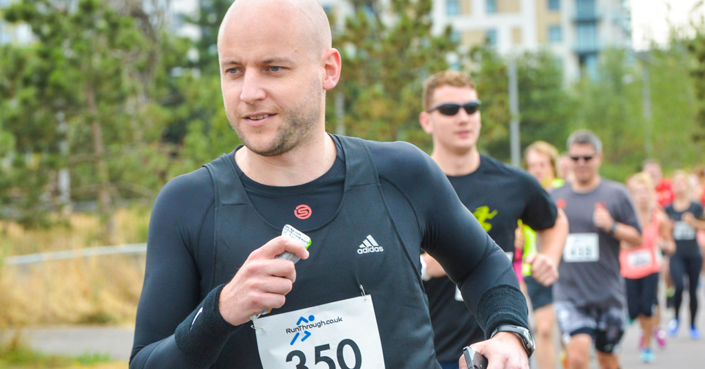 Running for hearing loss charity