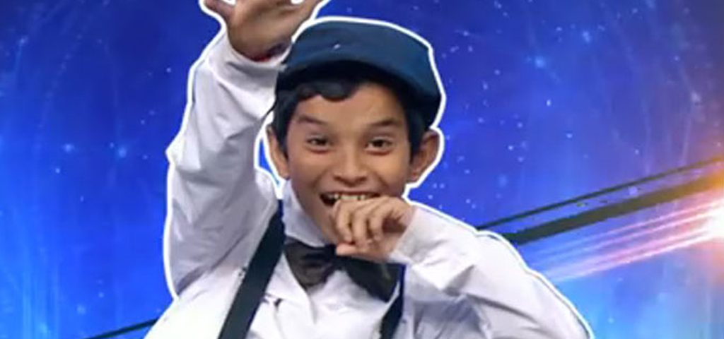 deaf indian dancer boy on Super Dancer