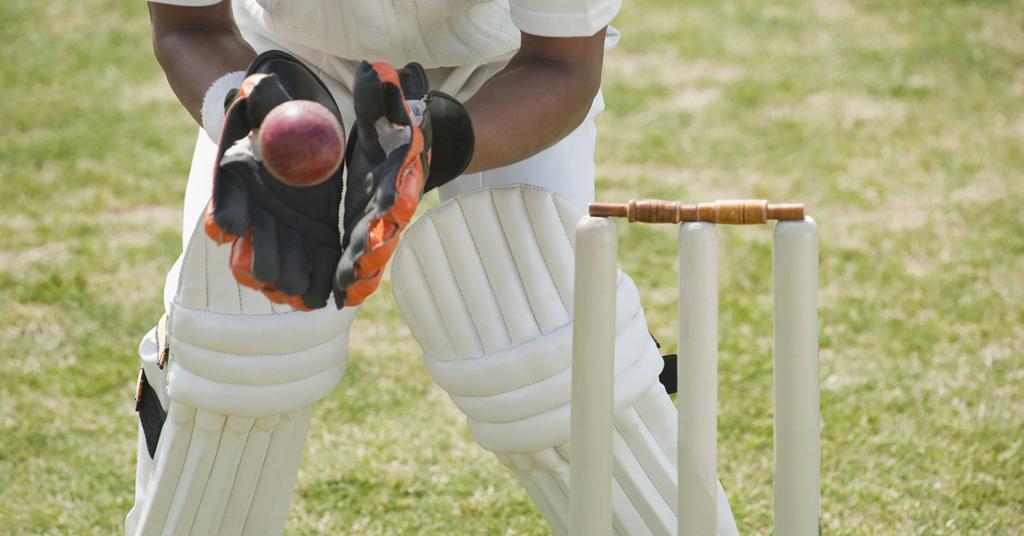 deaf cricket player