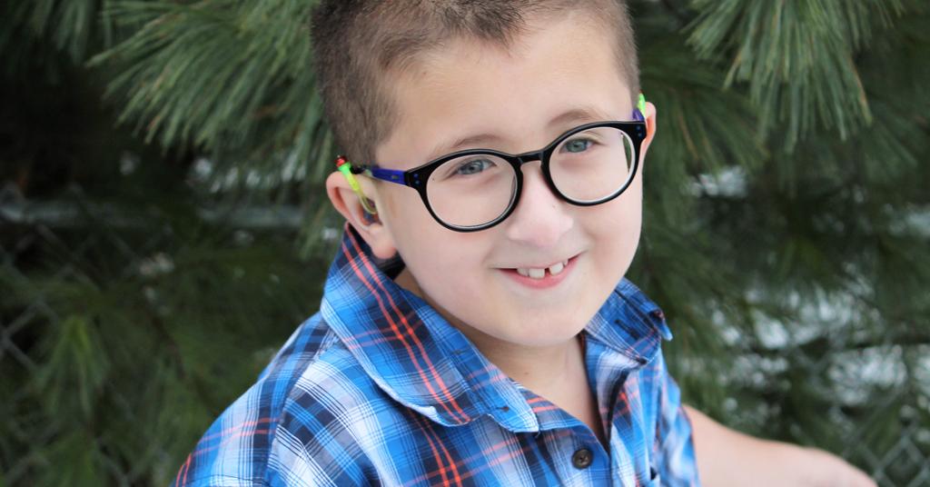 phonak cros hearing aid for children
