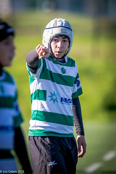deaf rugby player