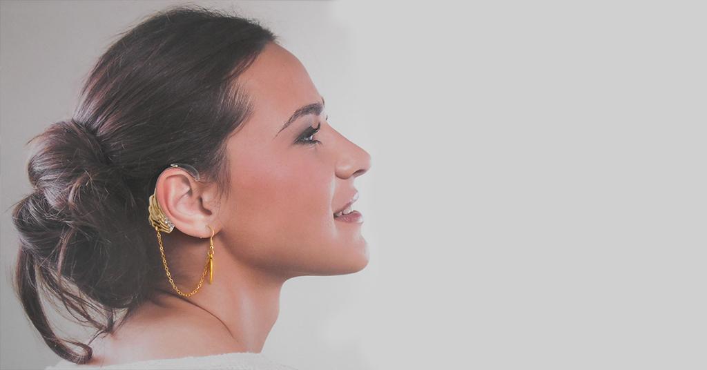 hearing aid jewelry