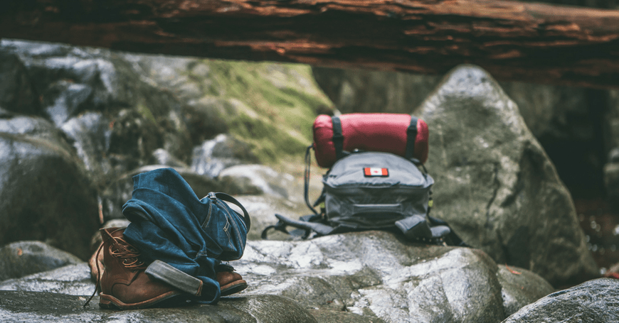 camping with hearing loss