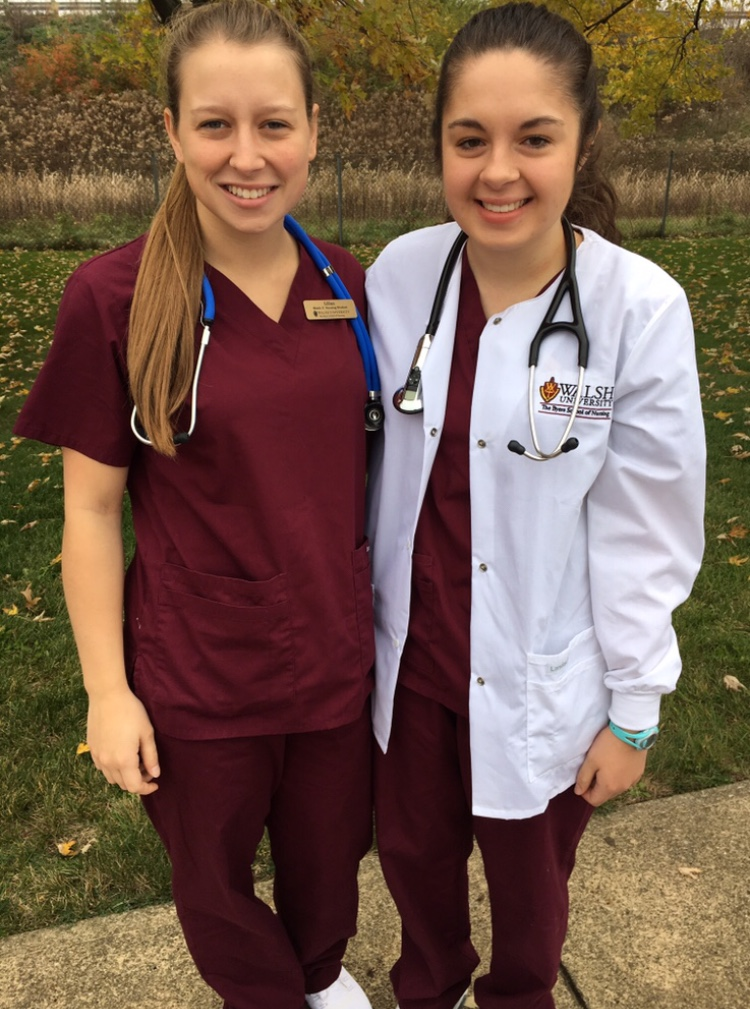 nurse with hearing loss