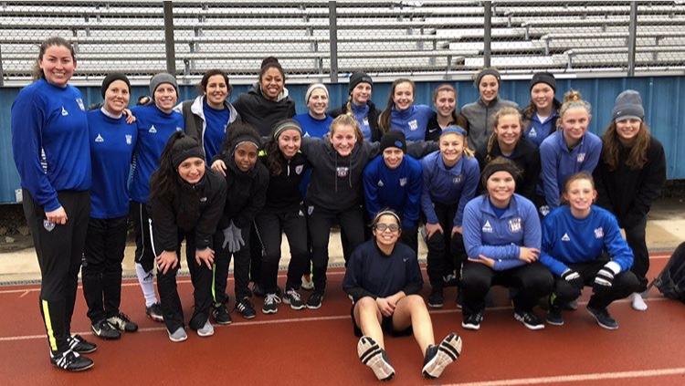 US Deaf Women's National Soccer Team