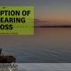 perception of hearing loss