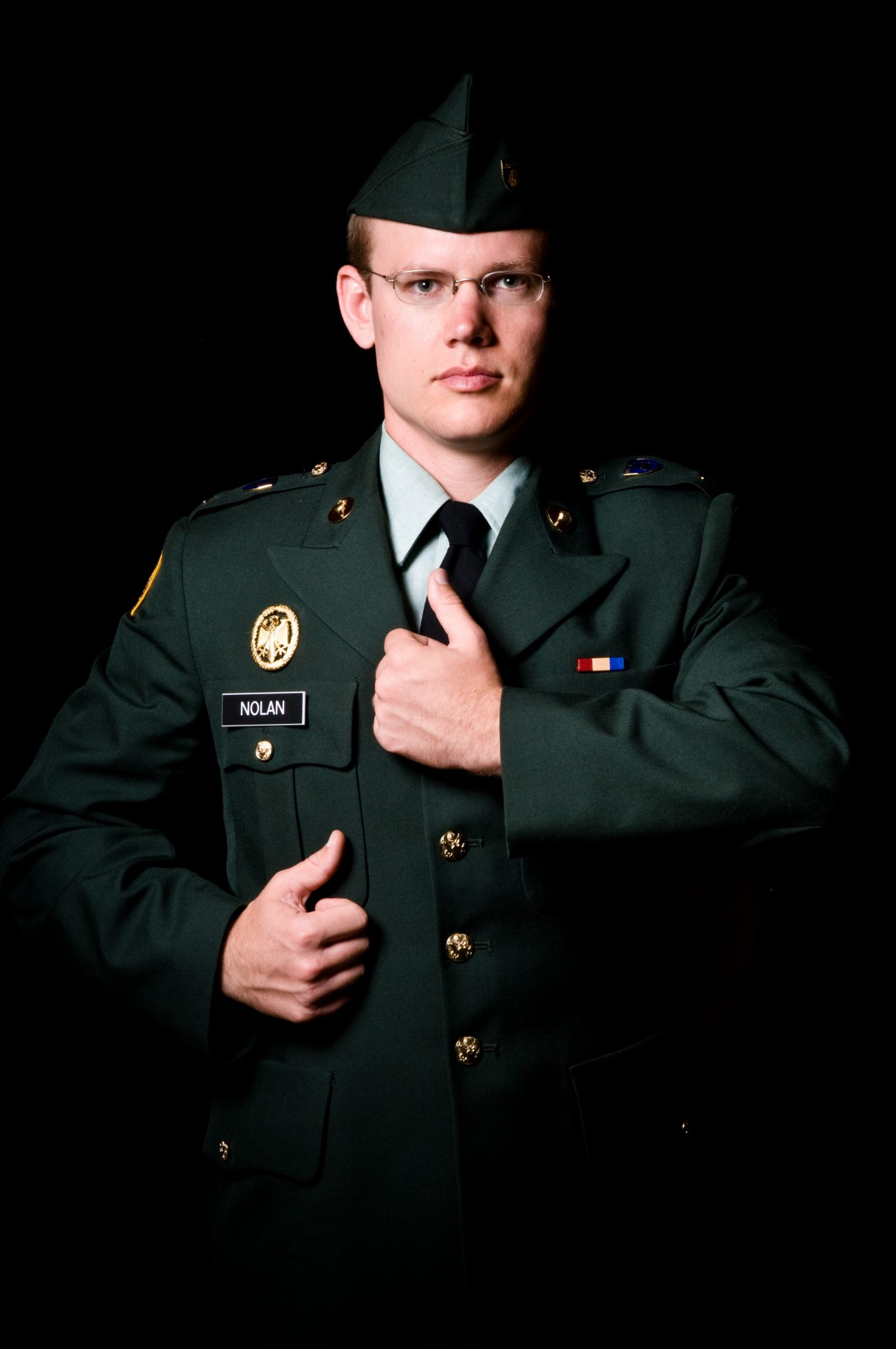 deaf soldier