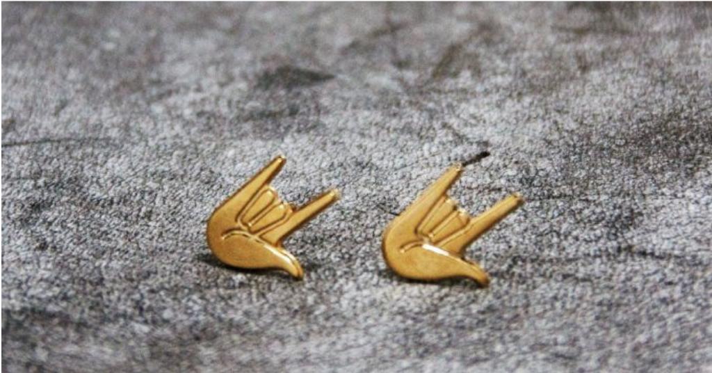 sign language jewelry