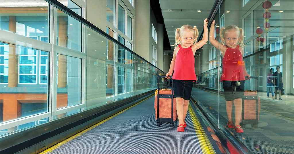 Travelling with a Deaf or Hard-of-Hearing Child