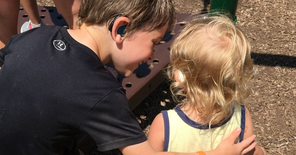 leadership in children with hearing loss