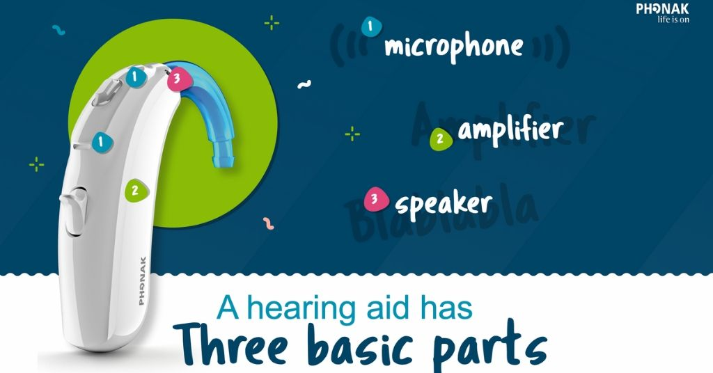 student with hearing loss