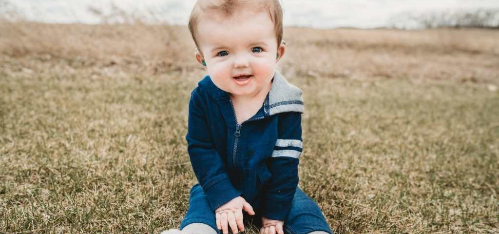 Having a child with hearing loss