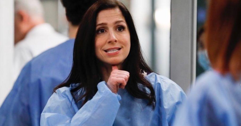 deaf doctor on Grey's Anatomy