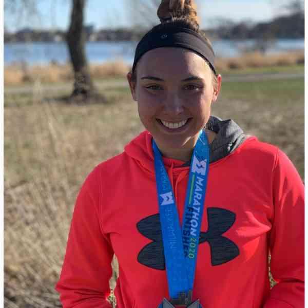 Running a marathon with hearing aids