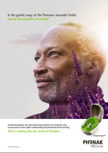 new Phonak hearing aids