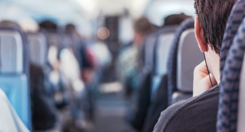 flying with hearing loss