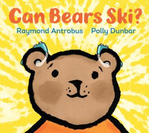 can bears ski? deaf author Raymond Antrobus