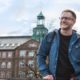 hearing aids helped Runar Jenssen graduate