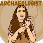 deaf archaeologist